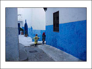 Maroc Rabbat Médina