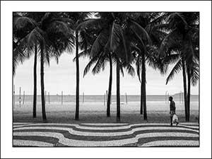 Br004 Brésil copacabana rio de janeiro