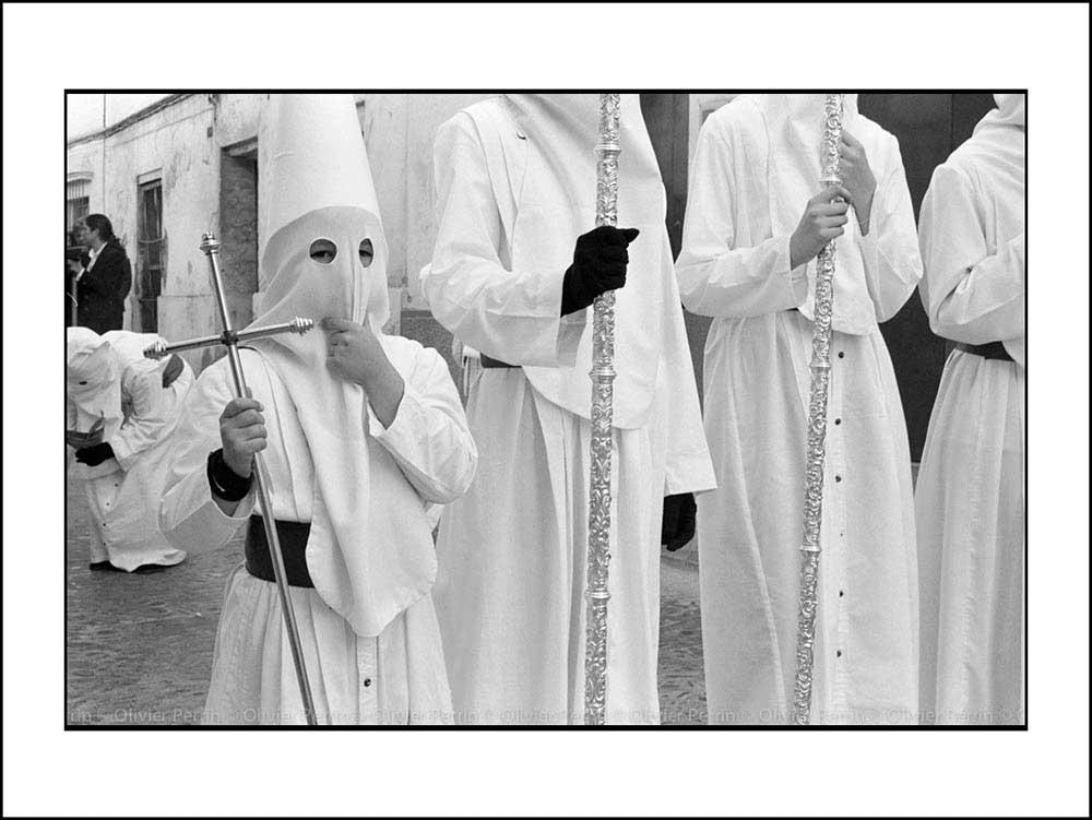 Es004 Andalousie Cordoue Semaine sainte