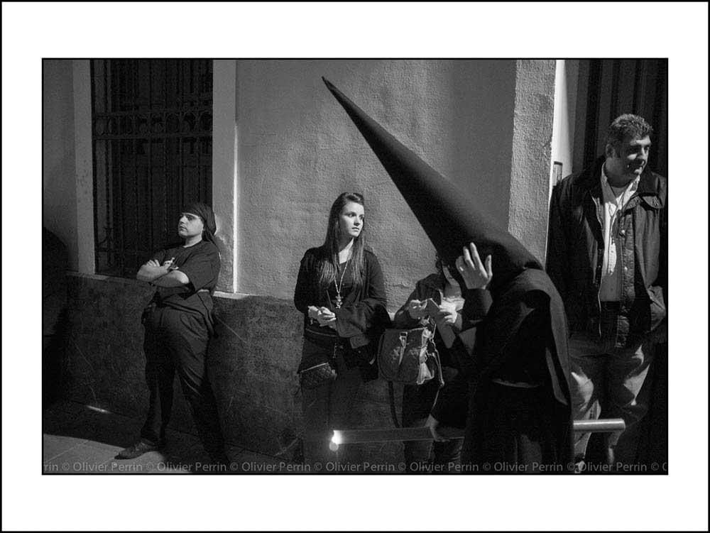 Es010 Andalousie Cordoue Semaine sainte