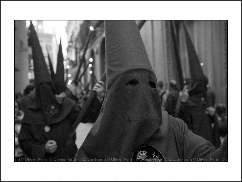 Es014 Andalousie Seville Semaine sainte