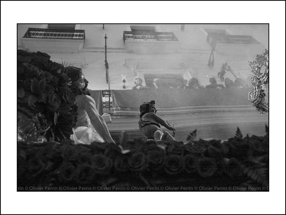Es015 Andalousie Seville Semana santa