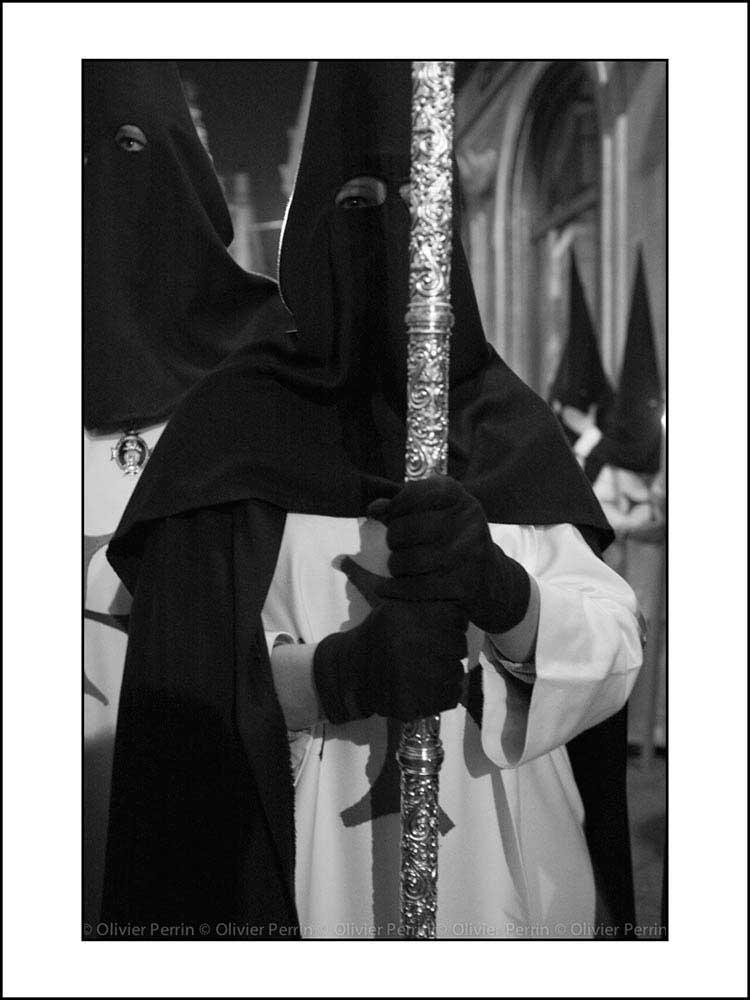 Es016 Andalousie Seville Semana santa