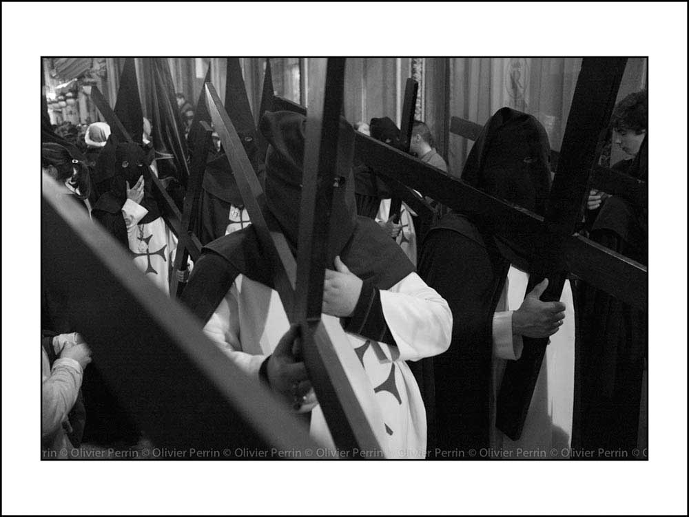 Es019 Andalousie Seville Semana santa