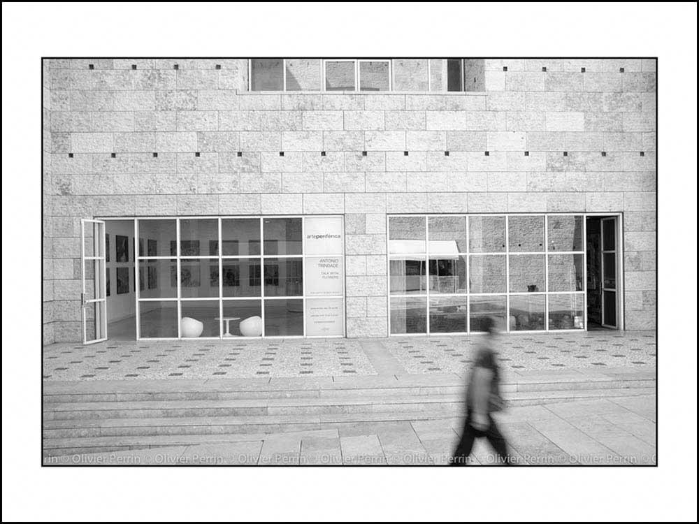 Lx018 Lisbonne Portugal Centro Cultural Belem Architecture