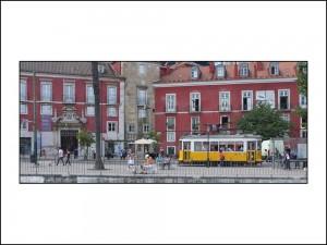 lx022 Lisbonne Portugal tramway 28