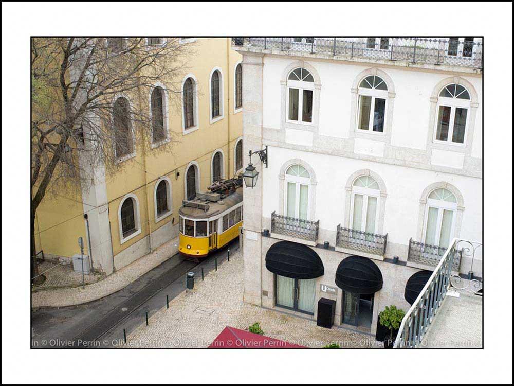 Lx036 Lisbonne Portugal tramway 28