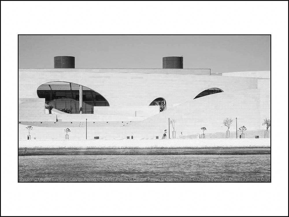 Lx047 Lisbonne Portugal champalimaud architecture