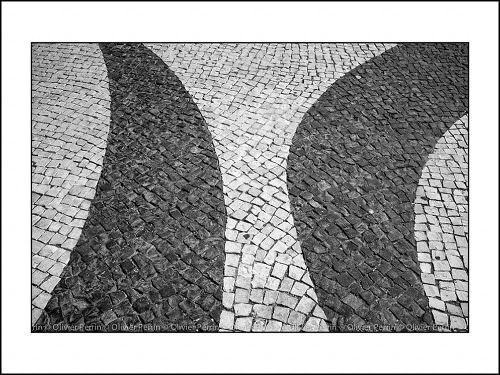 Lx062 Lisbonne Portugal chiado calcada