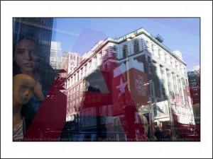 NY011 reflet new york 5 eme avenue macy