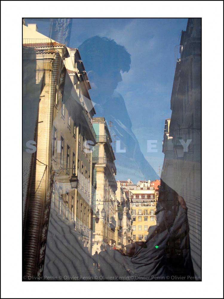 R011 reflet lisbonne baixa rua augusta