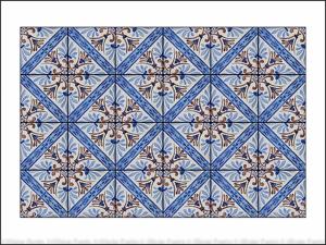 azulejos lisbonne portugal Olivier Perrin