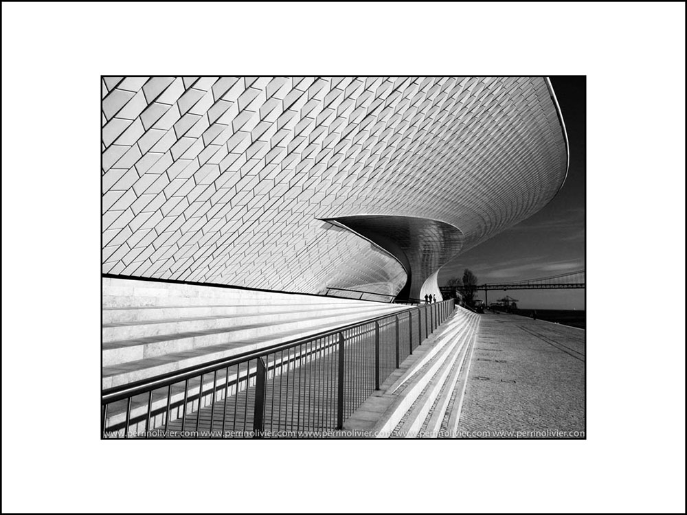Lisbonne Portugal MAAT architecture