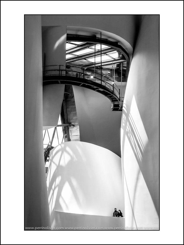 Es024 Espagne Bilbao Guggenheim architecture