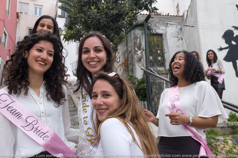 EVJF photo Lisbonne
