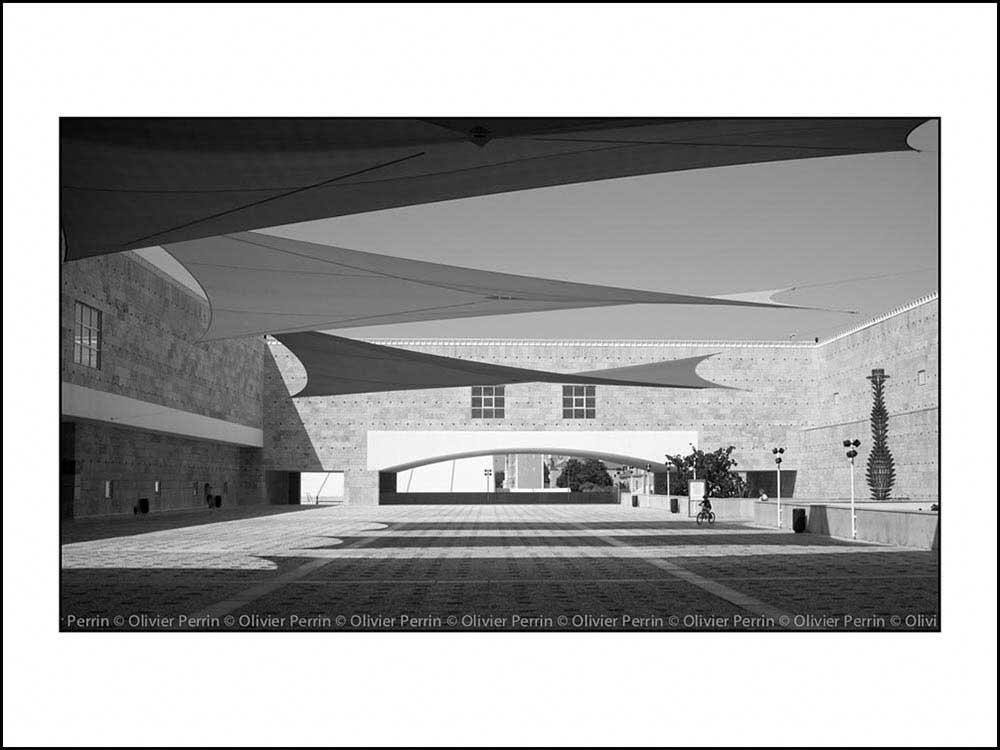 Lx020 Lisbonne Portugal Centro Cultural Belem Architecture