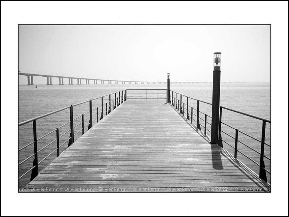 Lx023 Lisbonne. Portugal pont vasco de gama