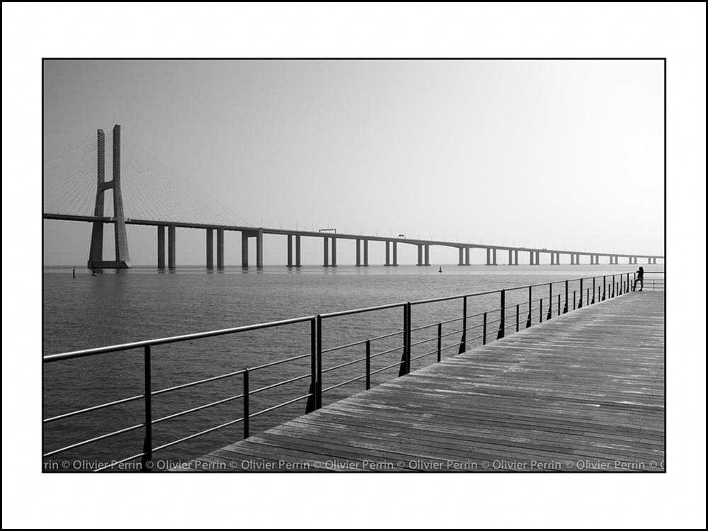 Lx048 Lisbonne portugal pont vasco de gama