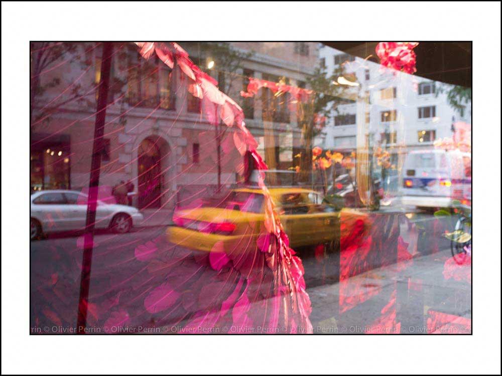 Reflets 5ème Avenue.