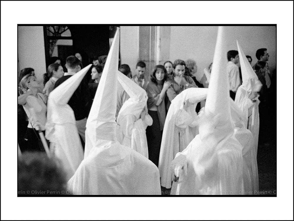 Andalousie Cordoue Semana santa