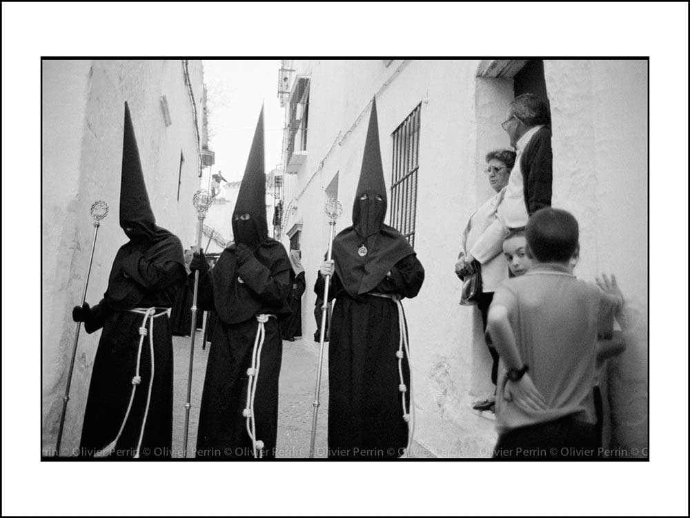 Semana Santa Andalousie Cordoue