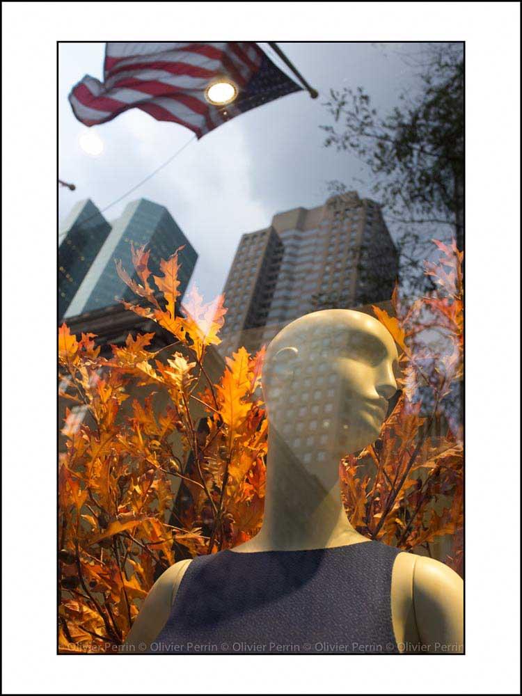 NY003 reflet USA 5 eme avenue banana republic