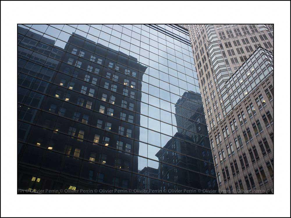 NY006 reflet new york 5 eme avenue